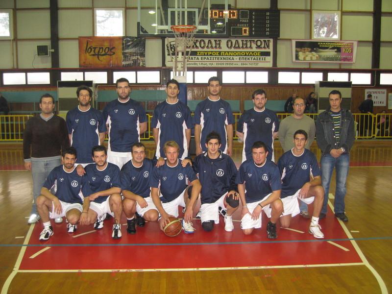 ΑΕ ΔΙΚΑΙΟΥ – ΕΑΚΑ 63-34 (ΑΝΔΡΙΚΟ 2007/2008)