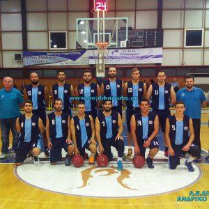 Πέντε χρόνια από το πρωτάθλημα ανδρών 2015/2016 !