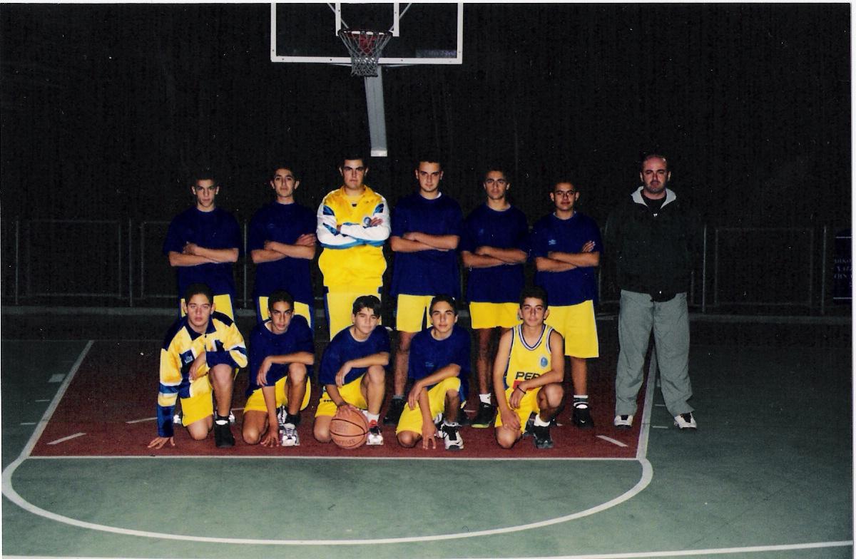 ΠΑΙΔΙΚΟ ΧΑΡΜΥΛΟΣ 1999-2000