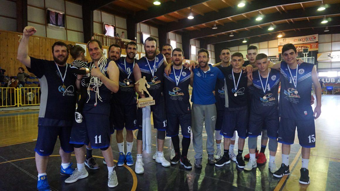 Δύο χρόνια από το πρωτάθλημα ανδρών 2018/2019 !